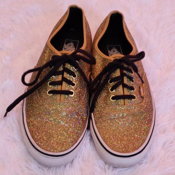 Vans Shoes | Gold Skate 95 Mens | Poshmark